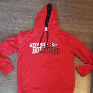 M Georgia Bulldogs Hoodie